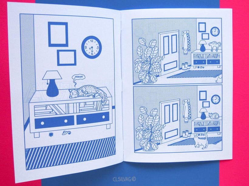 Mi Proyecto del curso: Creación de cómics con Clip Studio Paint EX - PUERTA 43
