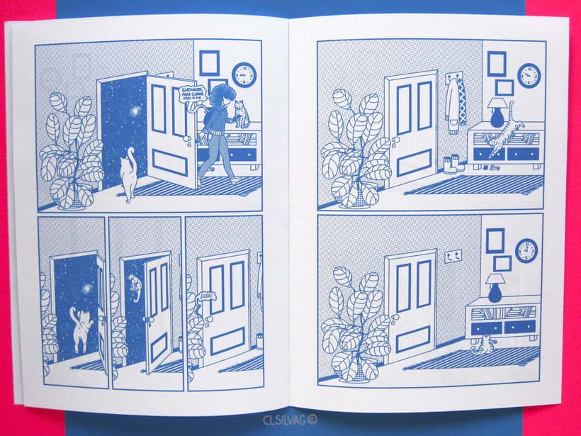Mi Proyecto del curso: Creación de cómics con Clip Studio Paint EX - PUERTA 46