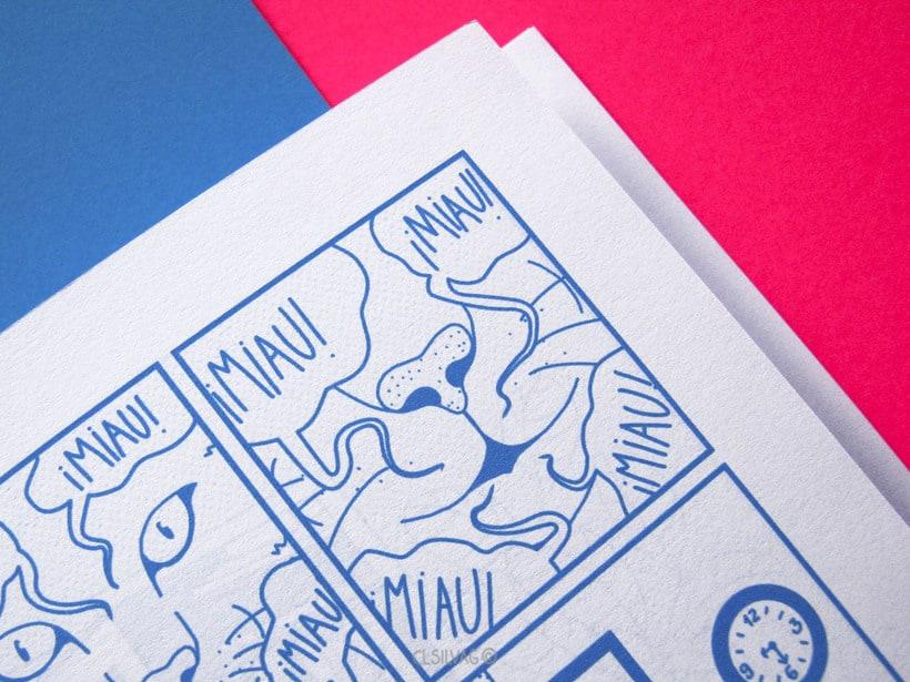 Mi Proyecto del curso: Creación de cómics con Clip Studio Paint EX - PUERTA 52