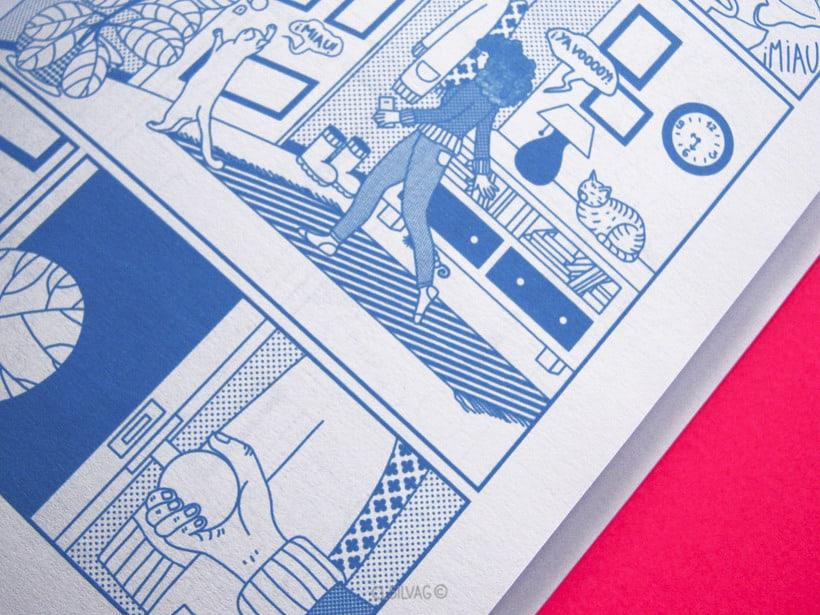 Mi Proyecto del curso: Creación de cómics con Clip Studio Paint EX - PUERTA 53