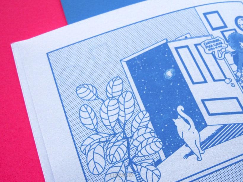 Mi Proyecto del curso: Creación de cómics con Clip Studio Paint EX - PUERTA 55