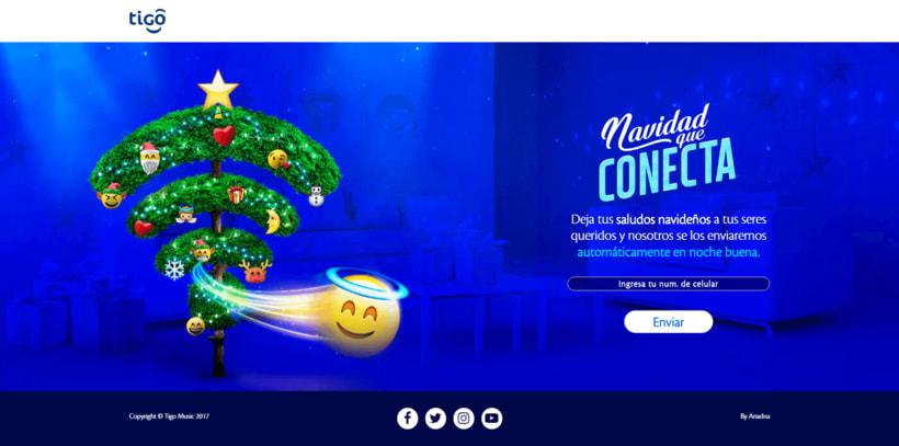 Navidad que conecta - Tigo Bolivia 2