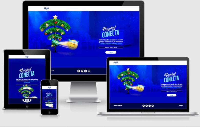 Navidad que conecta - Tigo Bolivia 0