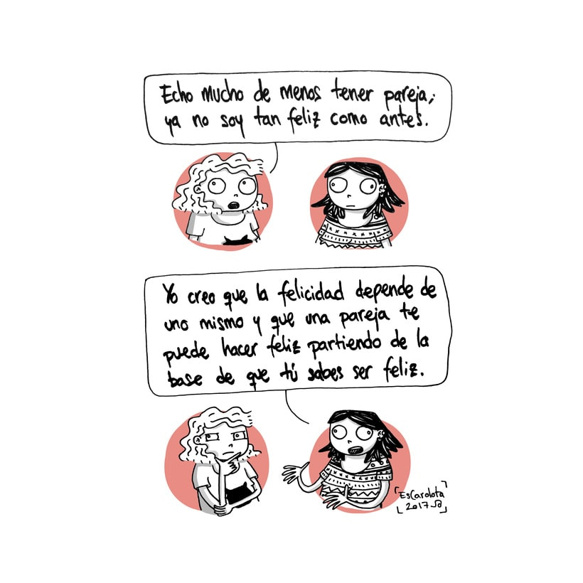 EsCarolota: una crítica feminista con toques de humor 2