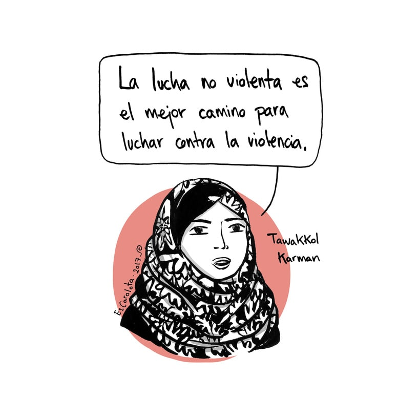 EsCarolota: una crítica feminista con toques de humor 5