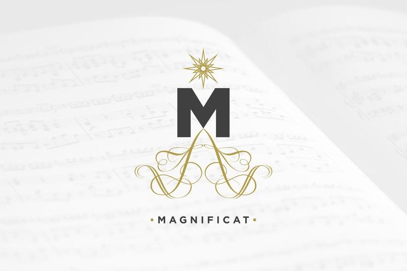 Logotipo para coro de voces juveniles 2