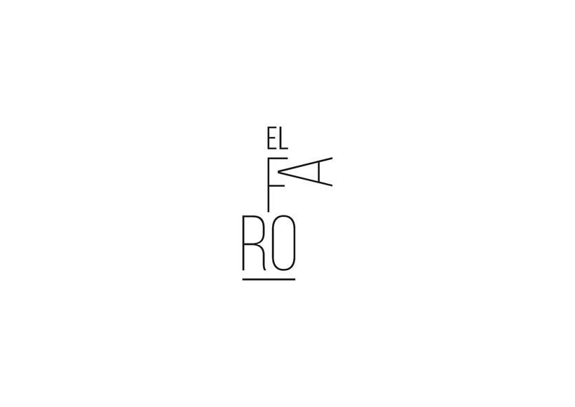 Logotipo para bar de copas 0