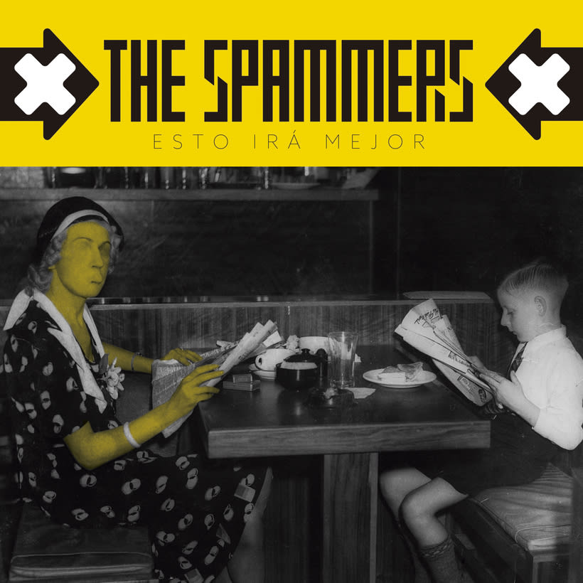 The Spammers Single (Esto irá mejor) 0