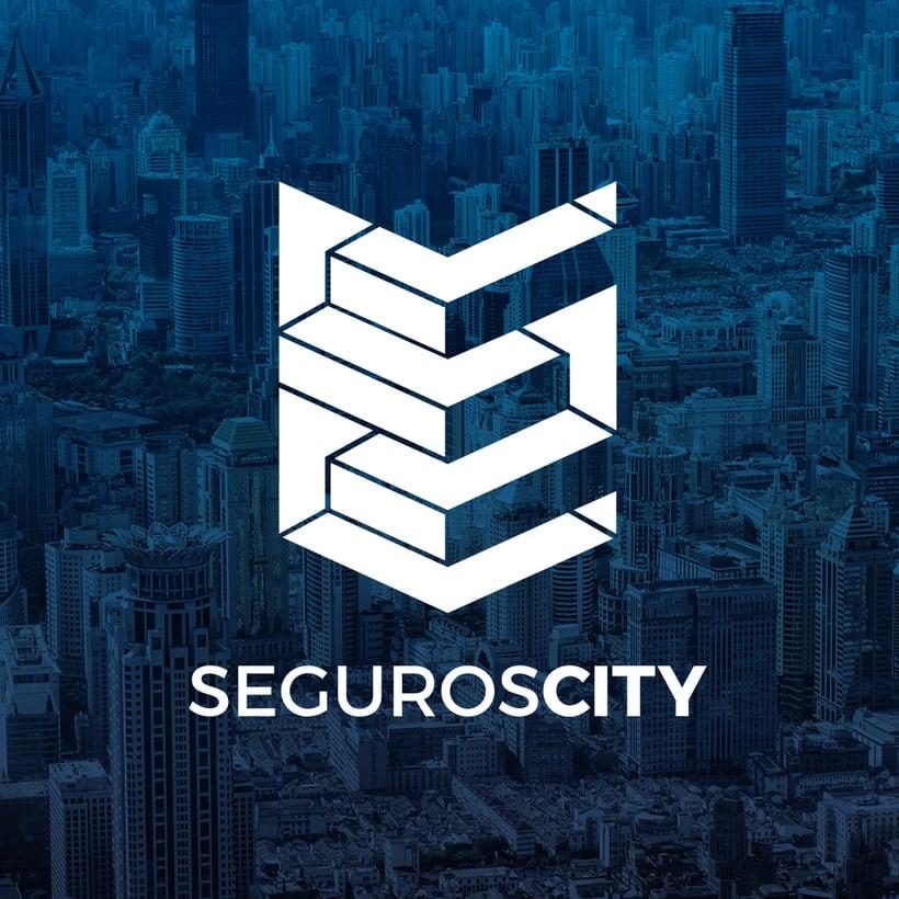 Branding & Website for SegurosCity 0