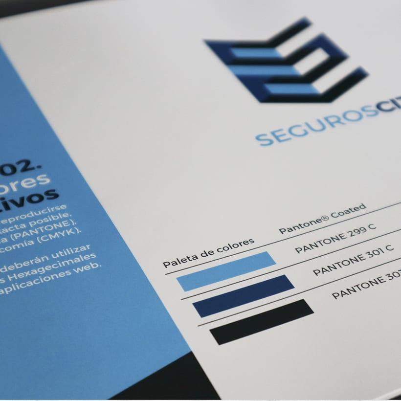 Branding & Website for SegurosCity 1