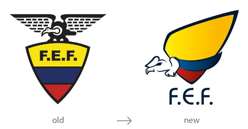 Rediseño escudo F.E.F. -1