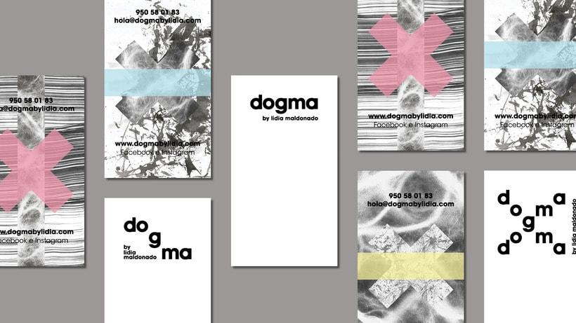 Dogma by lidia maldonado - Branding 17