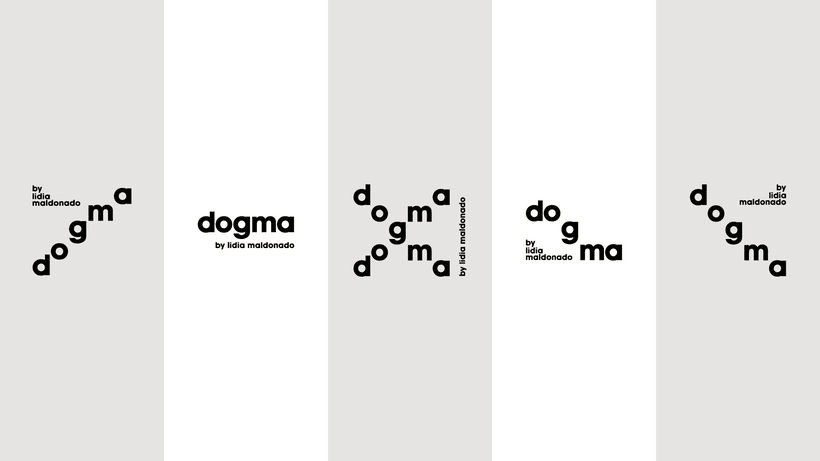 Dogma by lidia maldonado - Branding 6
