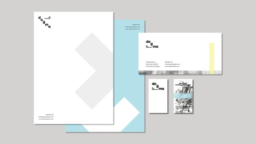Dogma by lidia maldonado - Branding 23