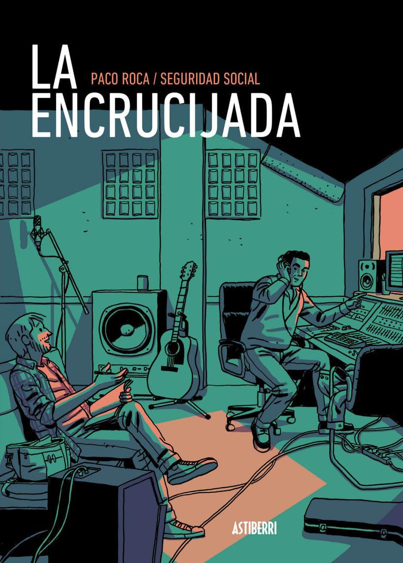 La encrucijada: el cómic-disco de Paco Roca y Seguridad Social 1