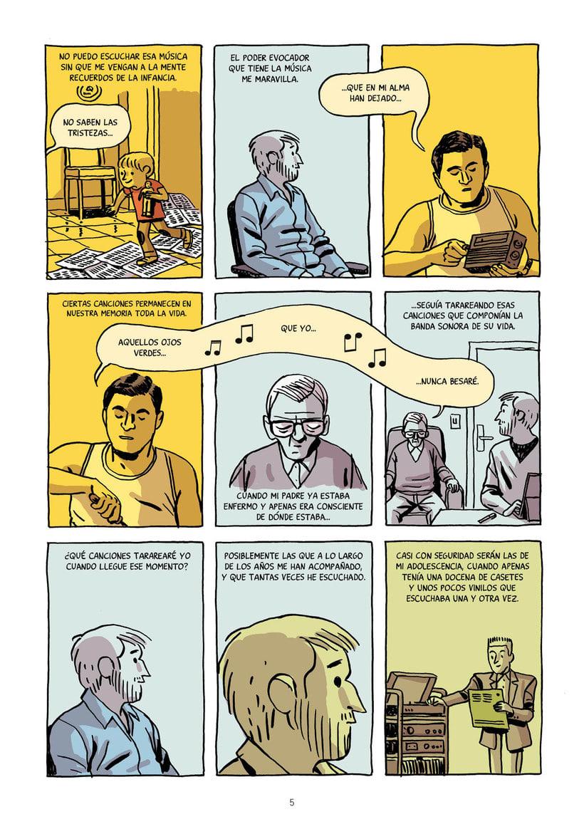 La encrucijada: el cómic-disco de Paco Roca y Seguridad Social 3
