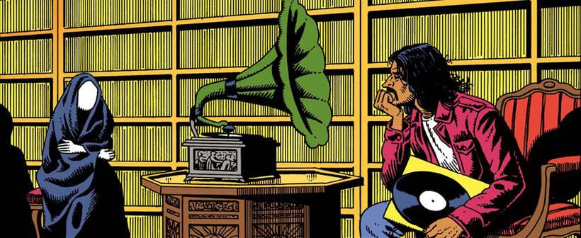 La encrucijada: el cómic-disco de Paco Roca y Seguridad Social 5