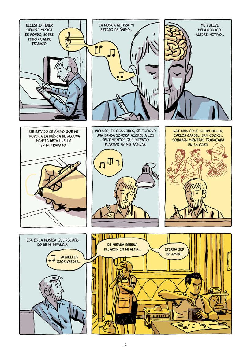La encrucijada: el cómic-disco de Paco Roca y Seguridad Social 6