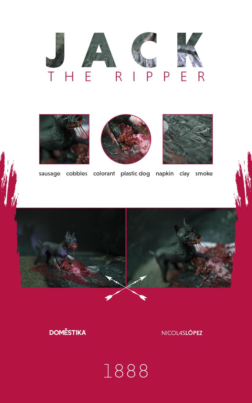Jack The Ripper// Diorama -1