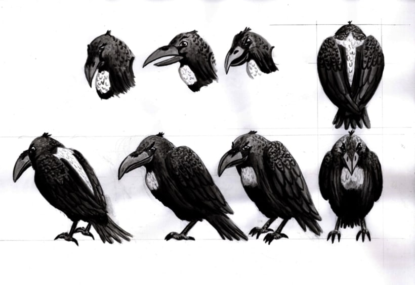 Diseño de personajes 0