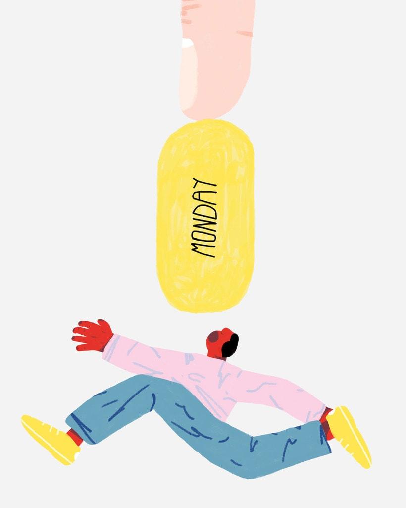 Las ilustraciones perfectamente imperfectas de Sebastian Curi 11