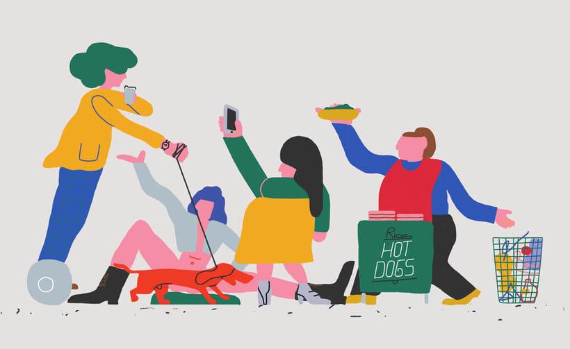 Las ilustraciones perfectamente imperfectas de Sebastian Curi 22