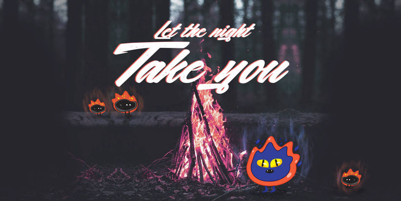 Let the night take you 1