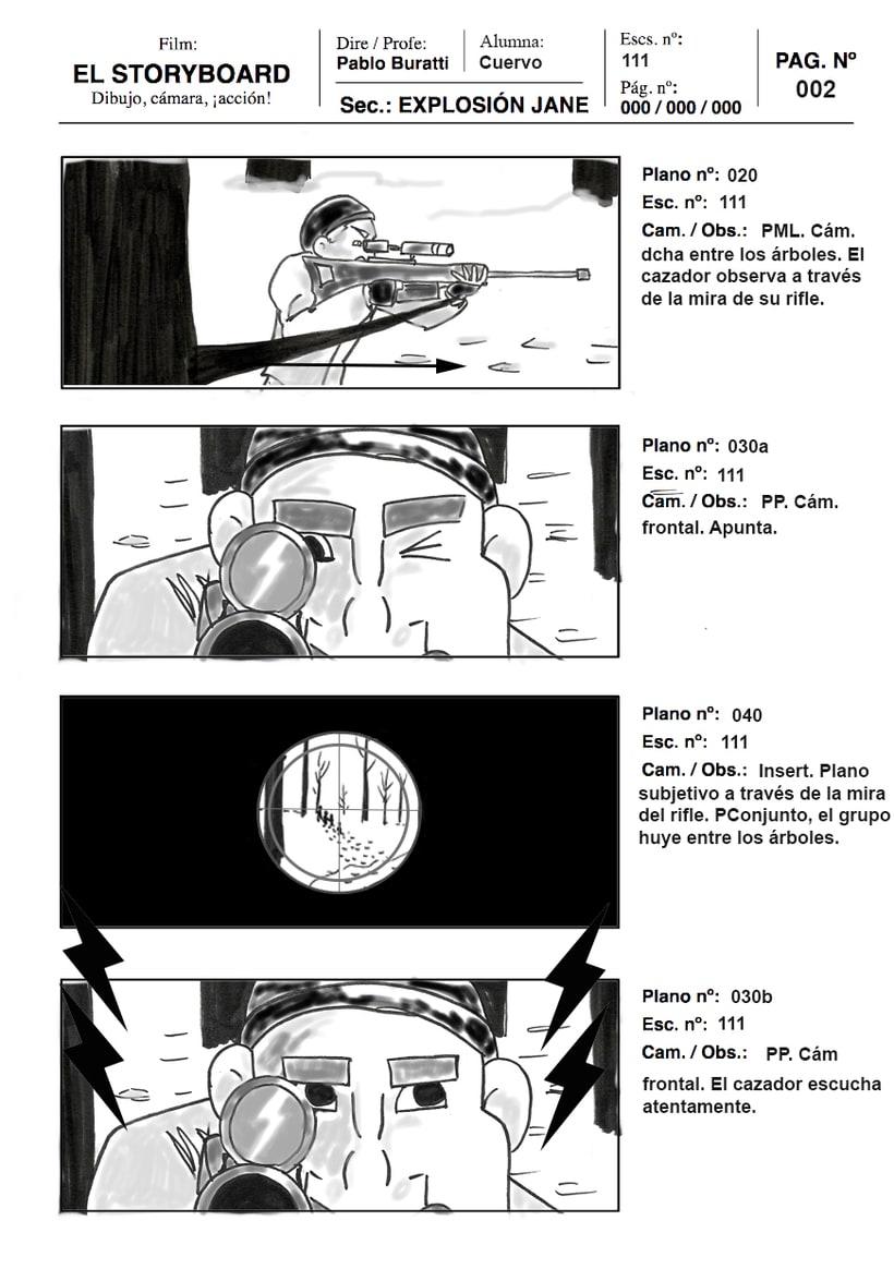 La Explosión de Jane 1