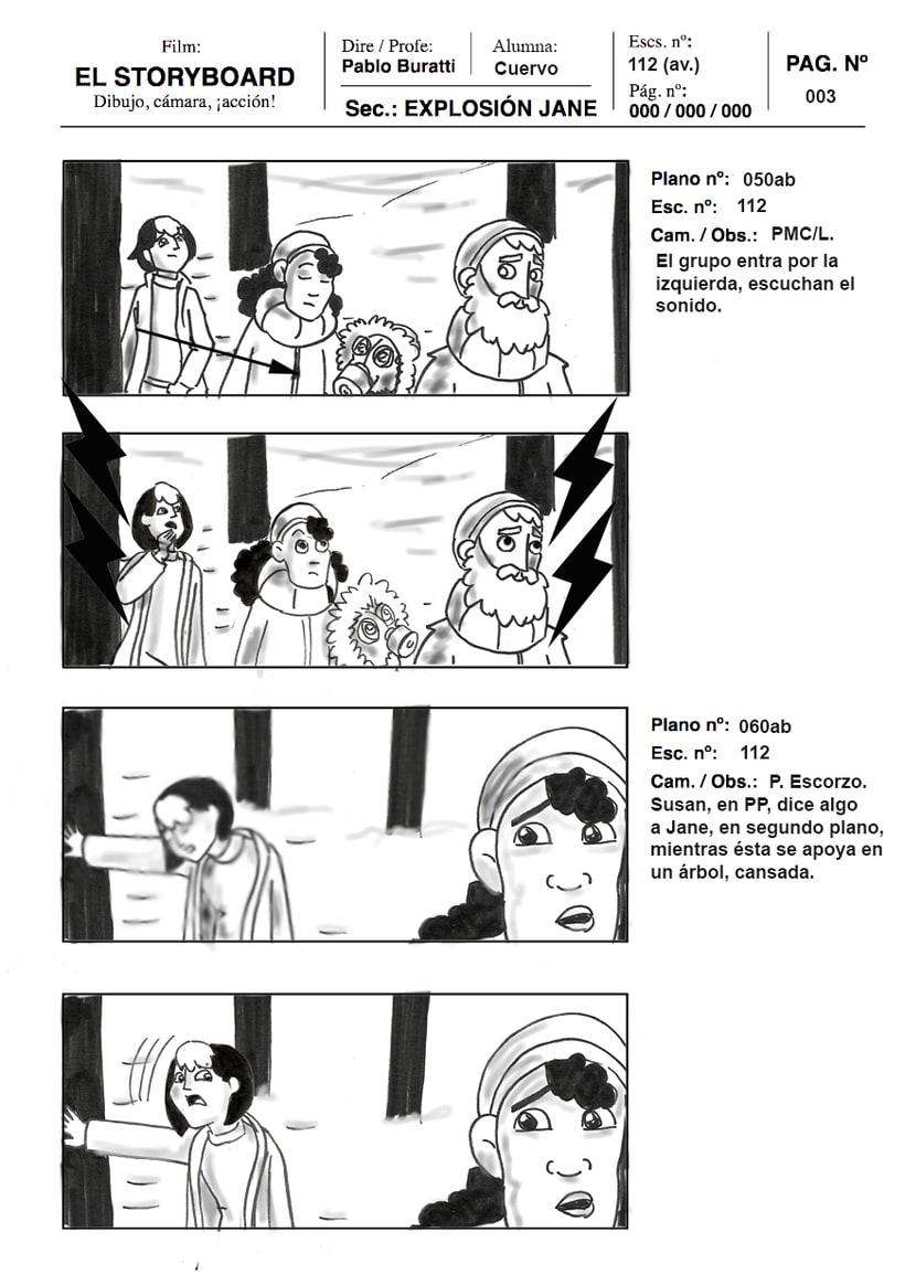 La Explosión de Jane 2