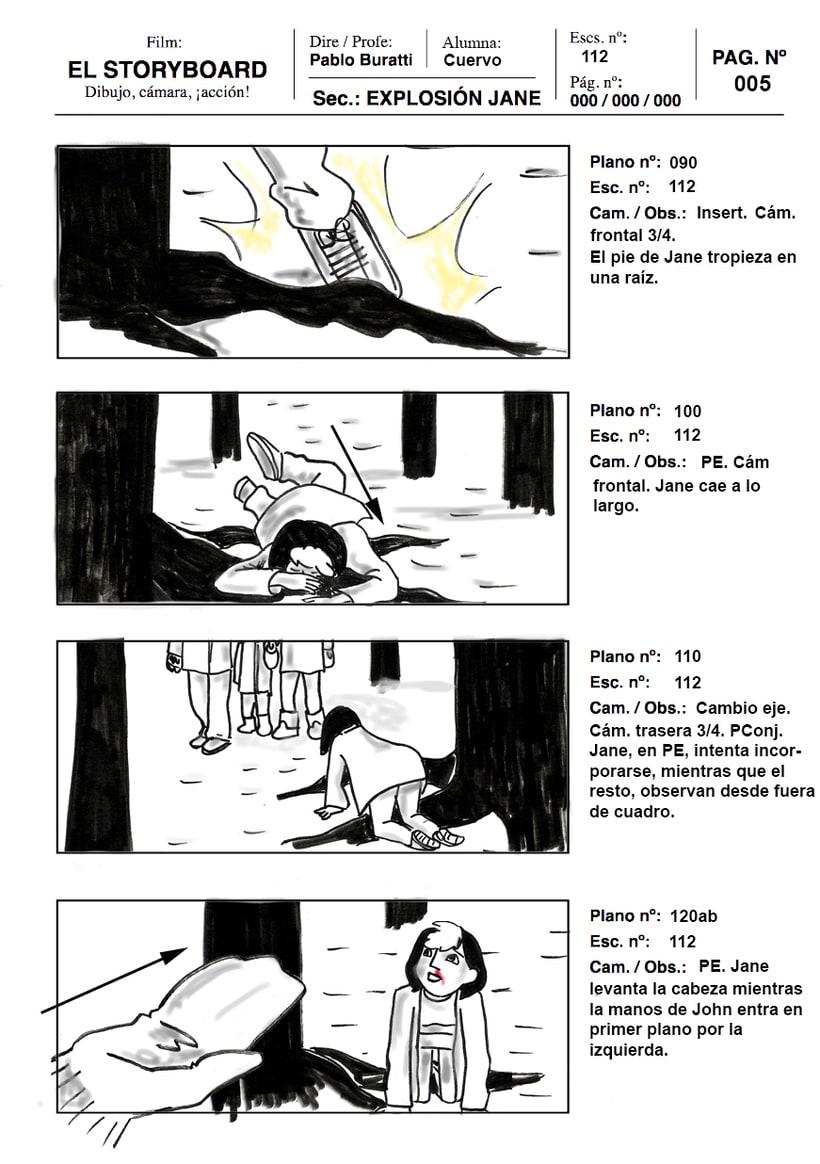La Explosión de Jane 4