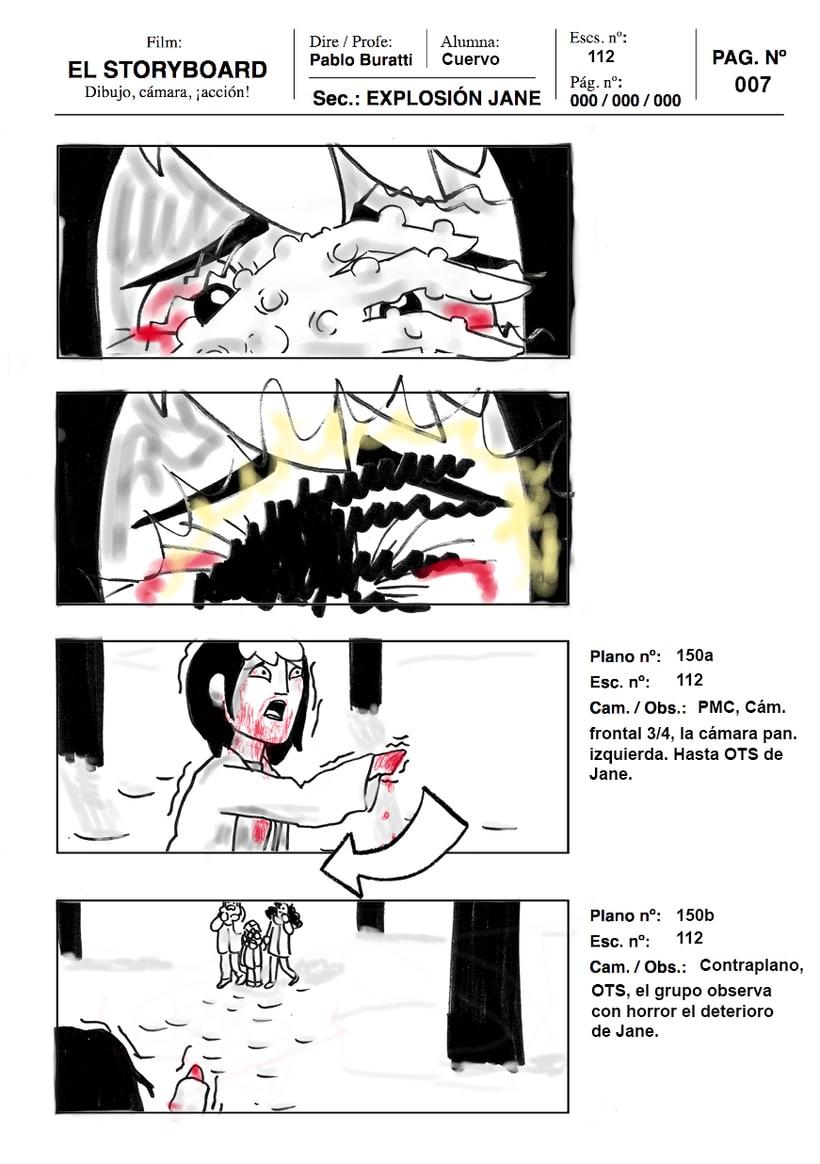 La Explosión de Jane 6