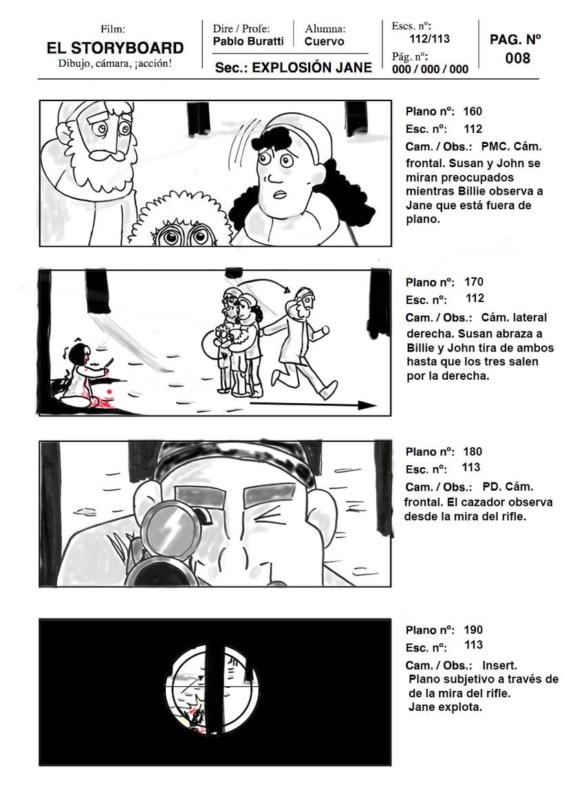 La Explosión de Jane 7