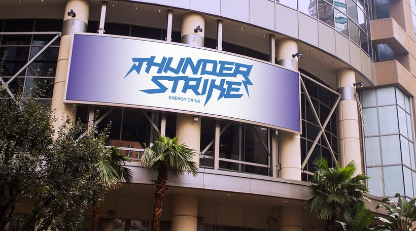 thunder strike energy drink project 0