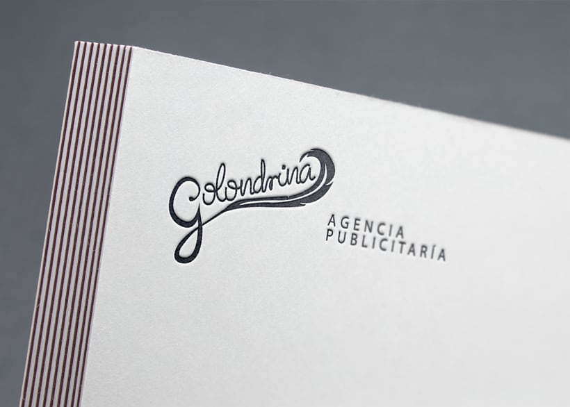 Propuesta de Branding Golondrina Studio  2