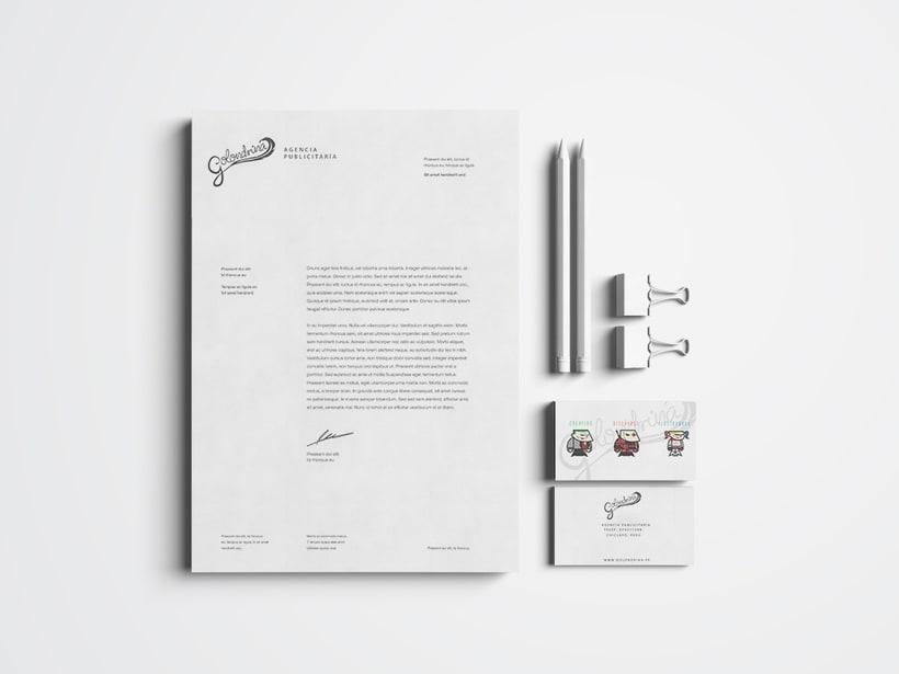 Propuesta de Branding Golondrina Studio  3
