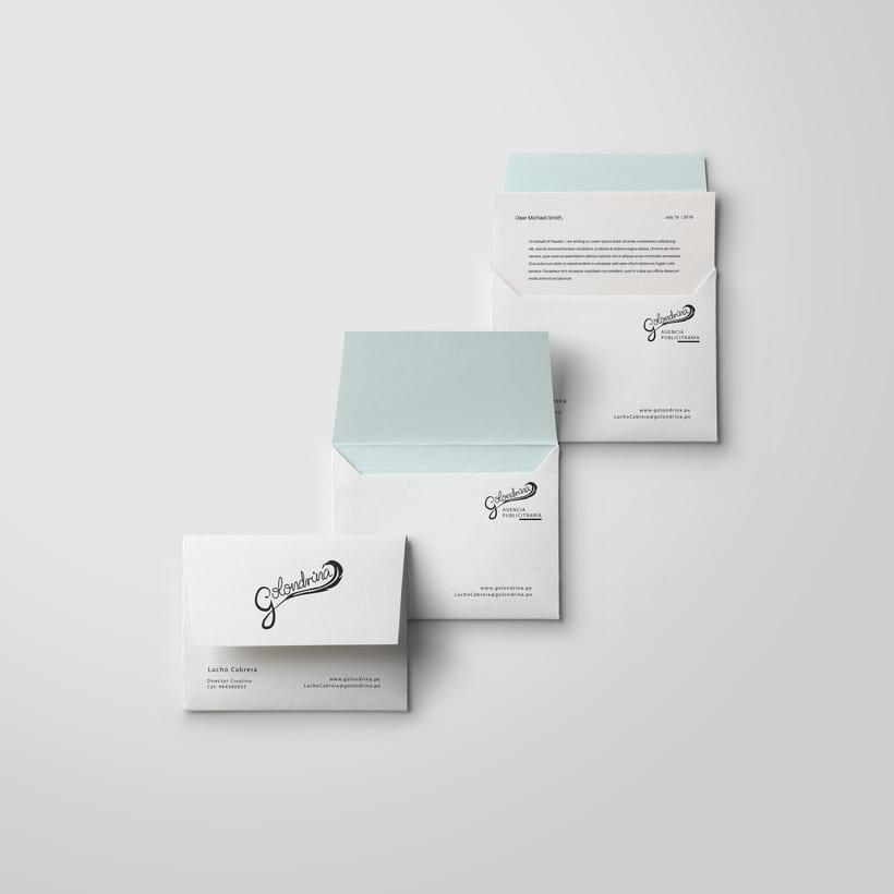Propuesta de Branding Golondrina Studio  4