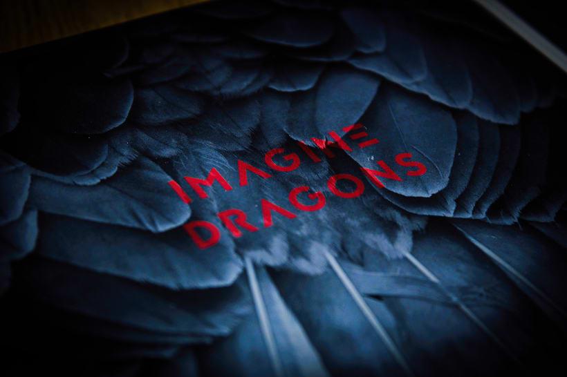 Imagine Dragons - CD 1