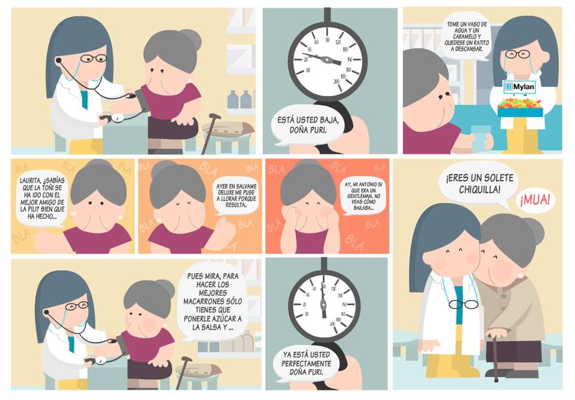 Historias de farmacia y caramelos para todos.  3