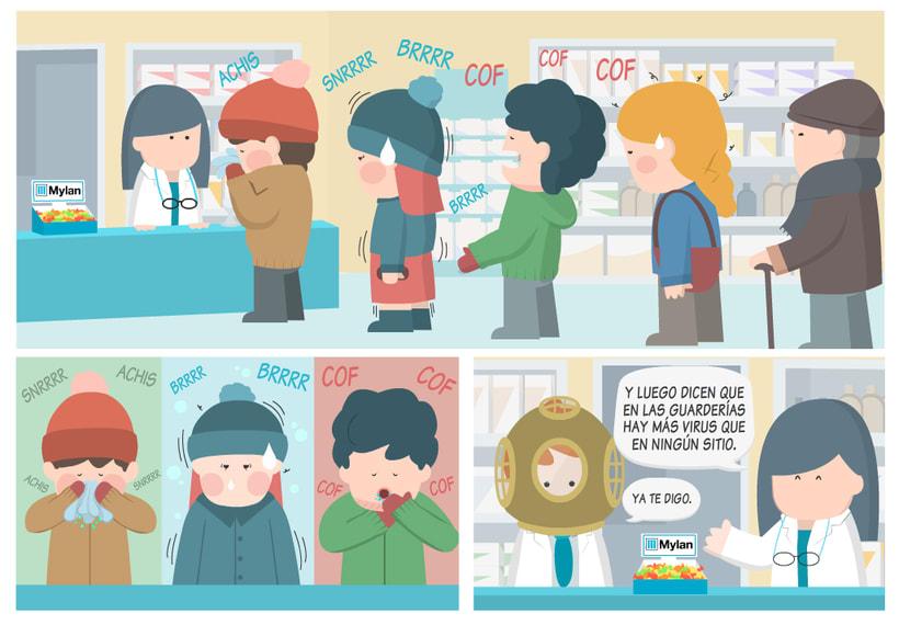 Historias de farmacia y caramelos para todos.  4