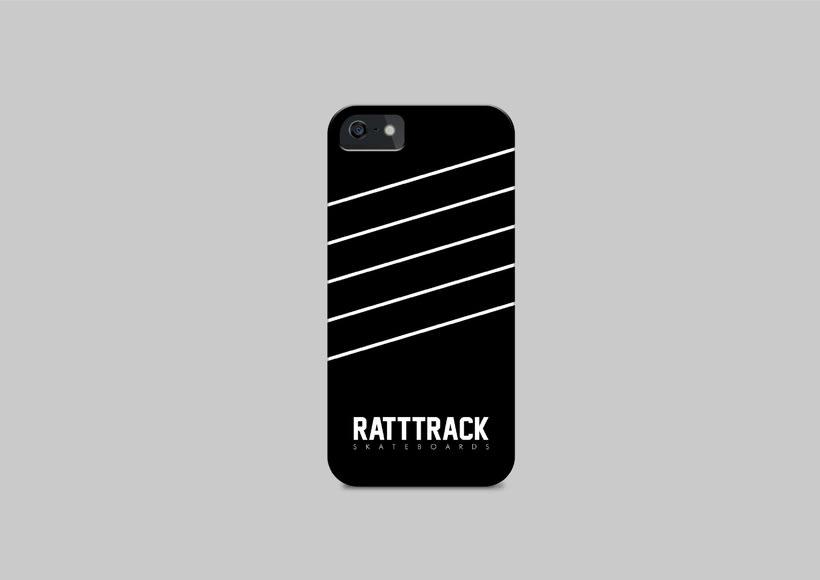 RATTTRACK Skateboards. 2