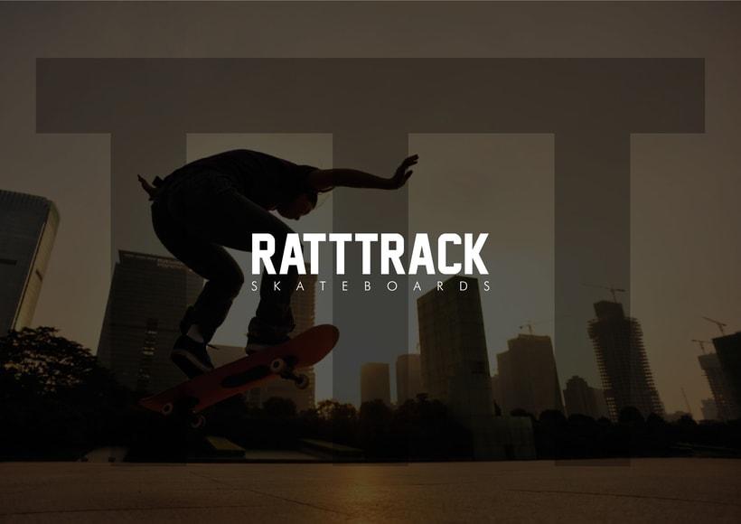 RATTTRACK Skateboards. 0