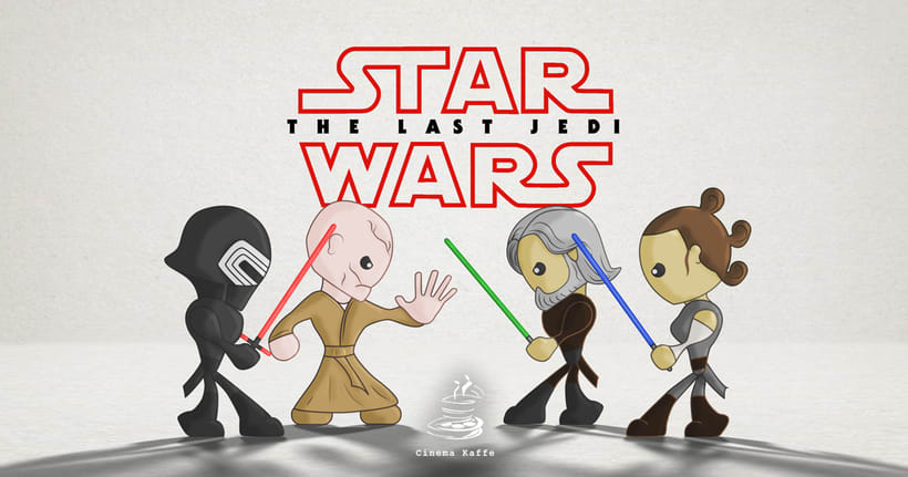 PaperMade - Last Jedi poster 0