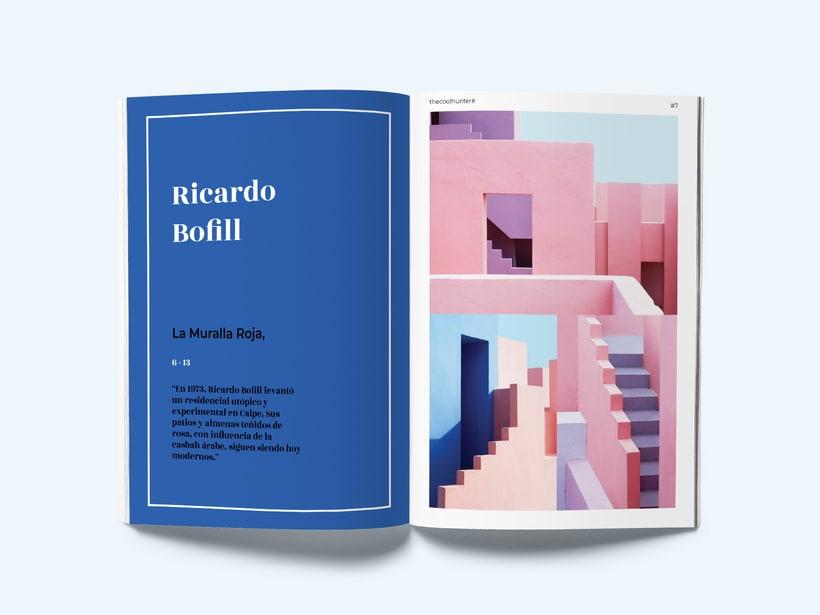 Mi Proyecto del curso: Introducción al Diseño Editorial 1