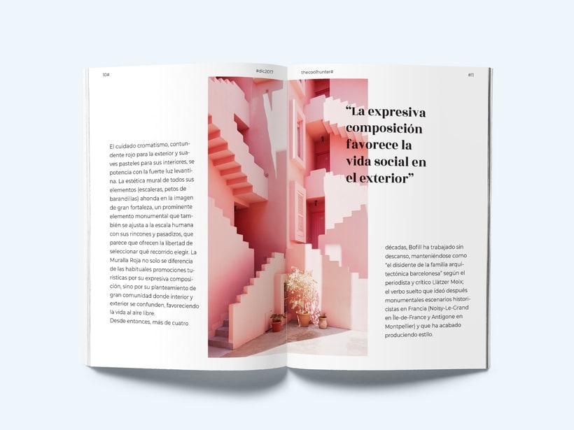 Mi Proyecto del curso: Introducción al Diseño Editorial 2