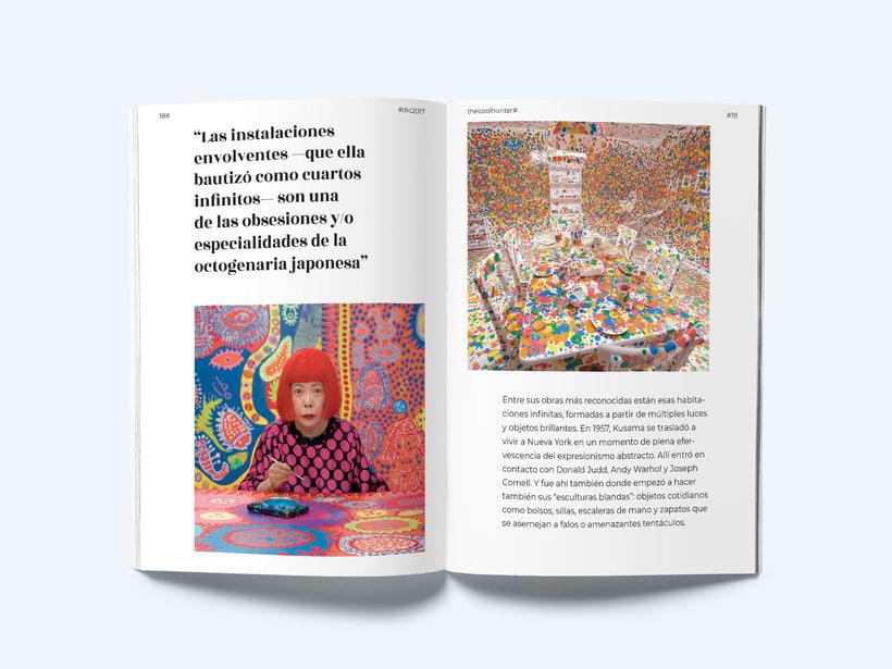 Mi Proyecto del curso: Introducción al Diseño Editorial 5