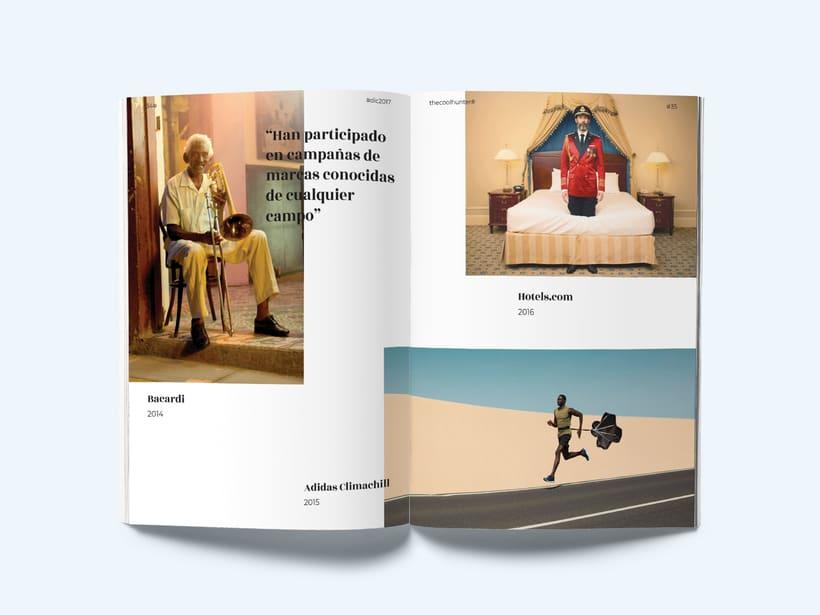 Mi Proyecto del curso: Introducción al Diseño Editorial 10