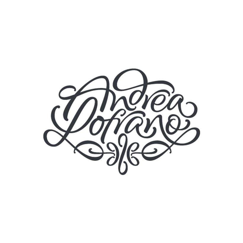 Caligrafía: creando logotipos con personalidad 11