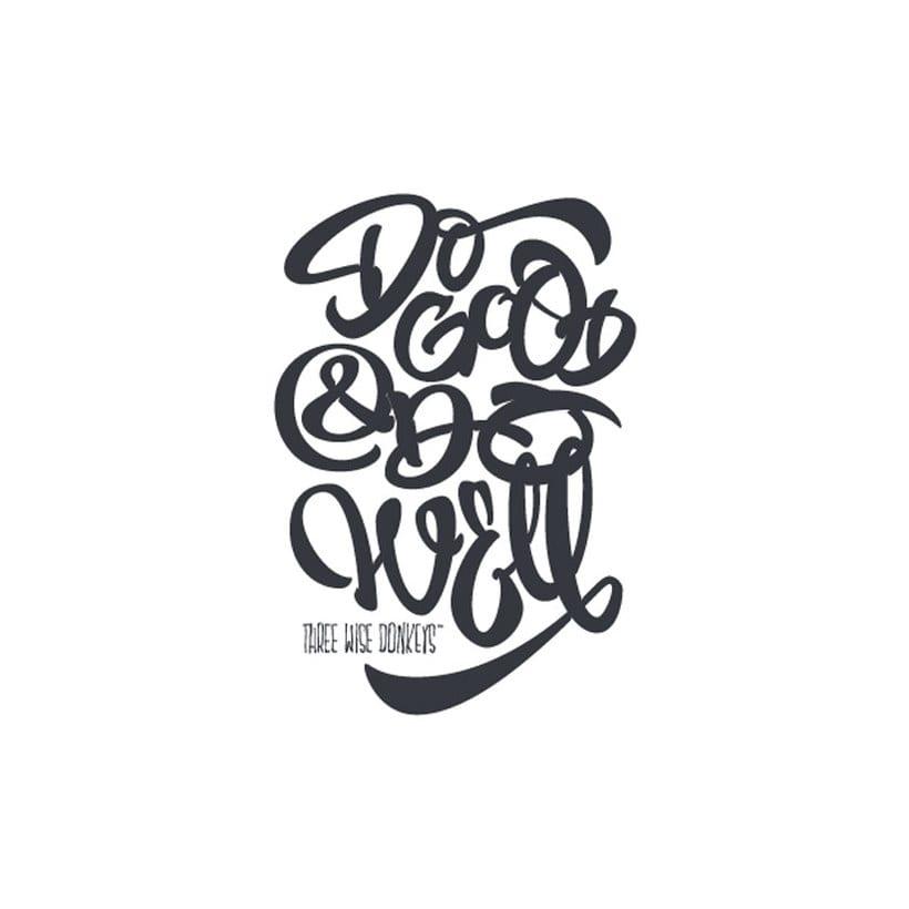 Caligrafía: creando logotipos con personalidad 14