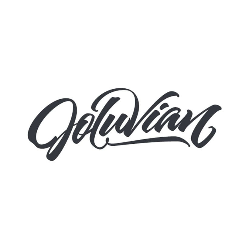 Caligrafía: creando logotipos con personalidad 21