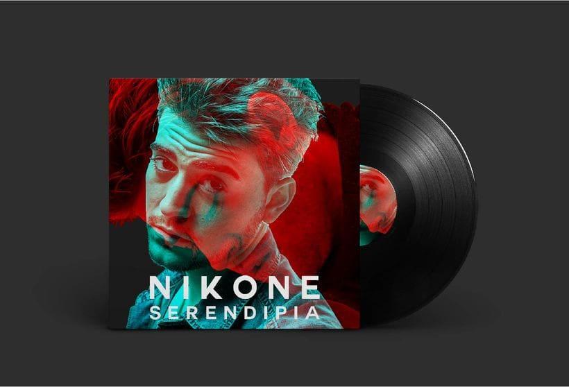 Nikone: prototipo disco vinilo 1